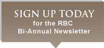 Sign up for the RBC newsletter